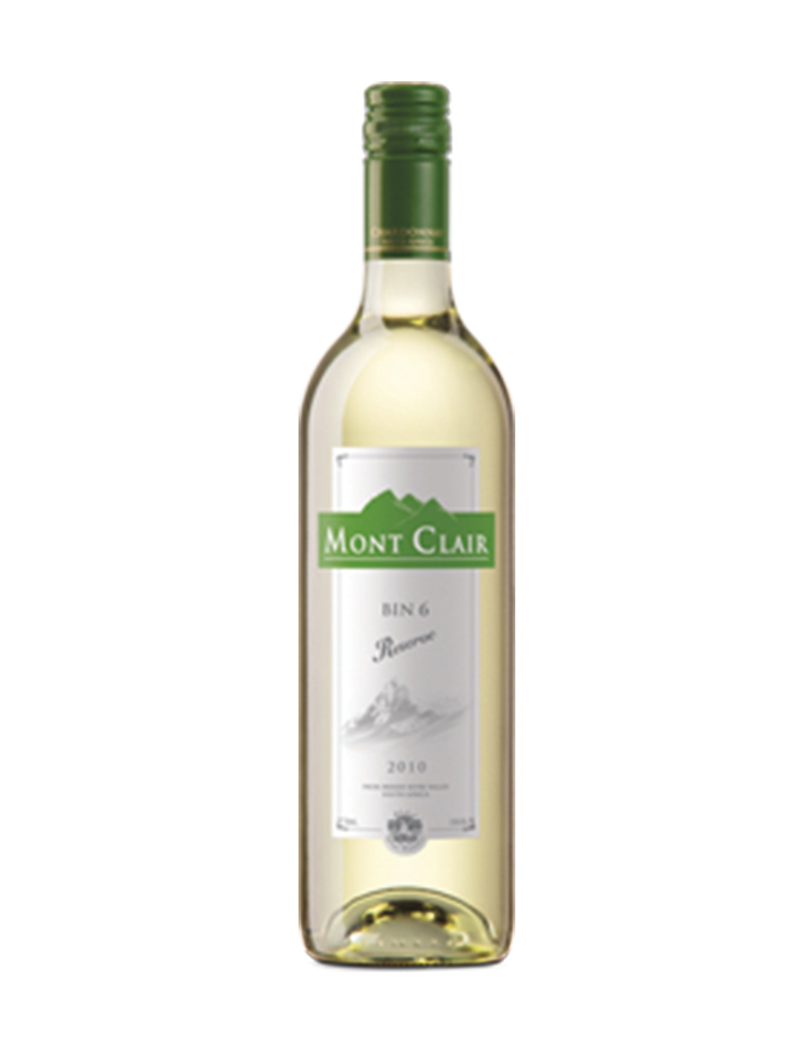 tha>Mont Clair White Chardonnay, Colombard South African White, 5 litre box
