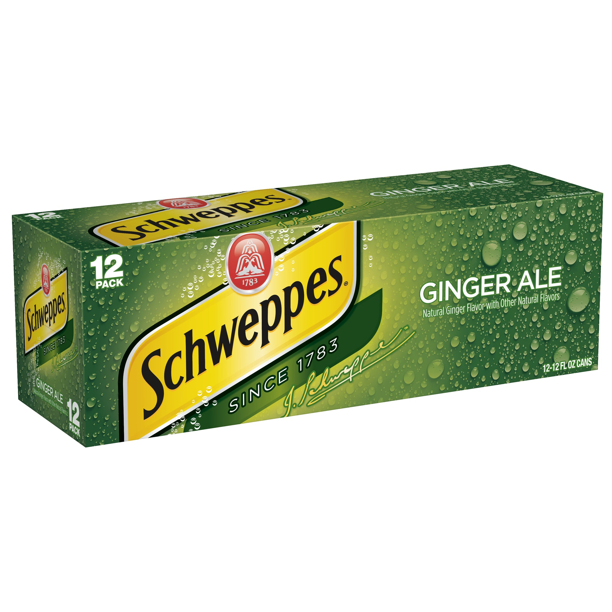 tha>Schweppes dry ginger ale 12 x 330 ml cans