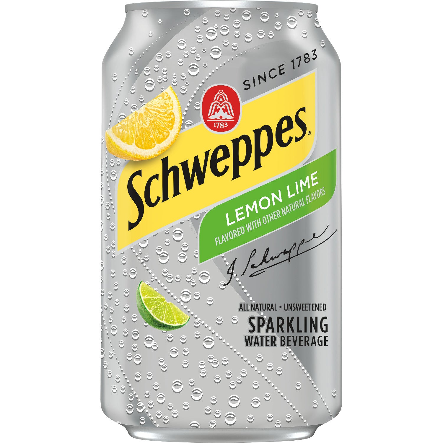 tha>Schweppes soda water with lime 24 x 330 ml cans
