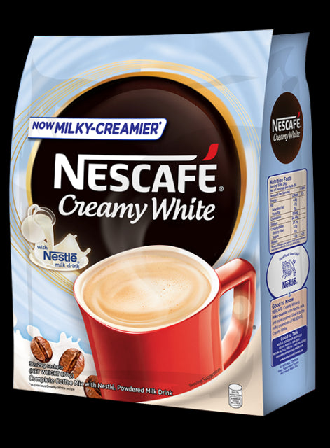 tha>Nescafe one cup 3 in 1 creamy Coffee 30 sachets