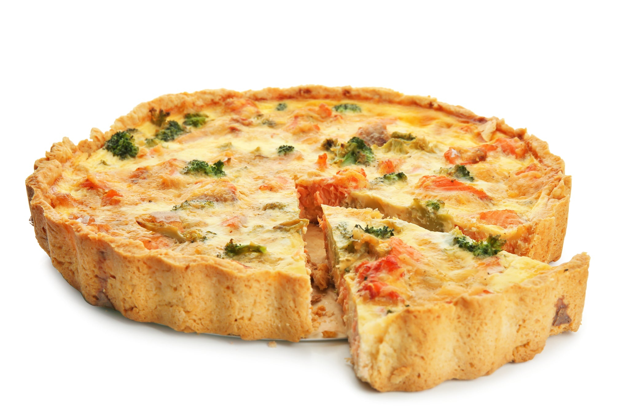 tha>Ladypie Quiche Vegetarian - Spinach and Cheese Quiche 23 cm 1.3 kg