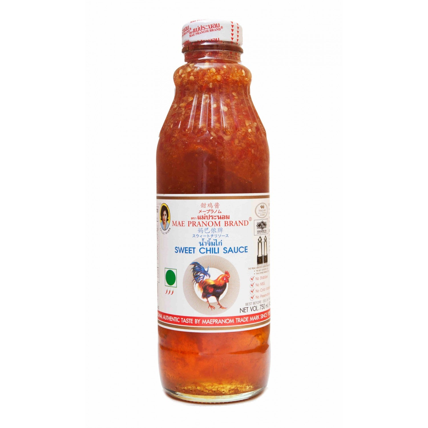 tha>Mae pranom sweet chilli Sauce 300 ml