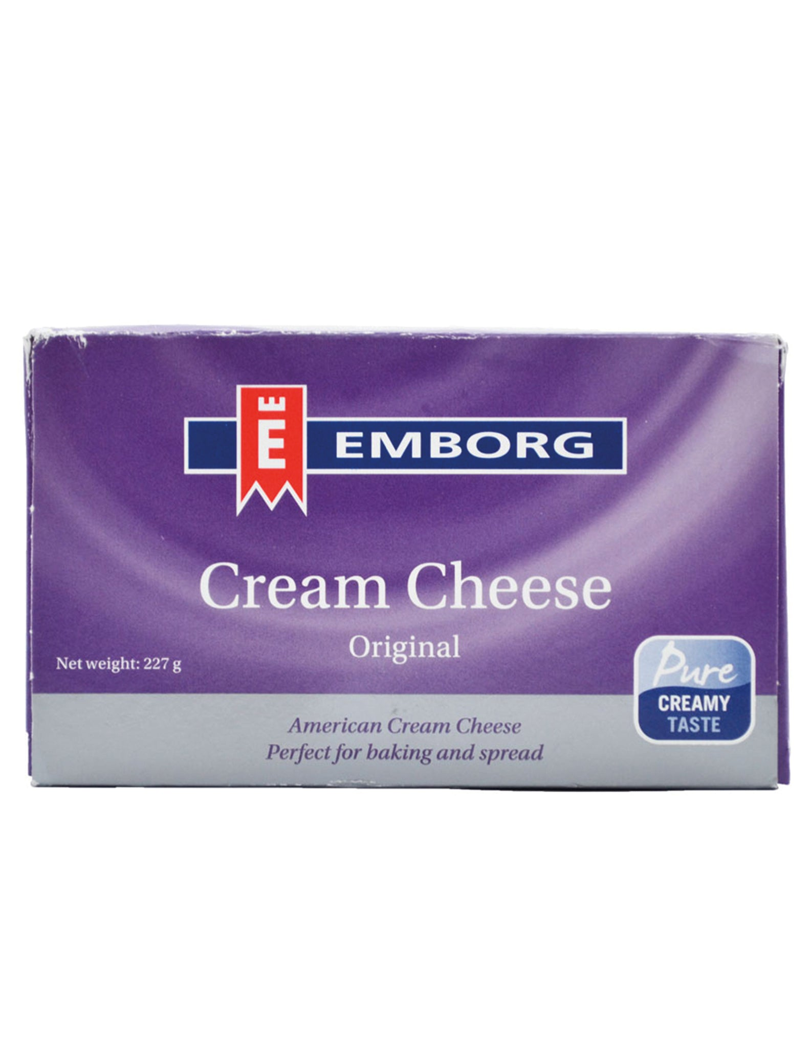 tha>Emborg Cream Cheese, 250 gram
