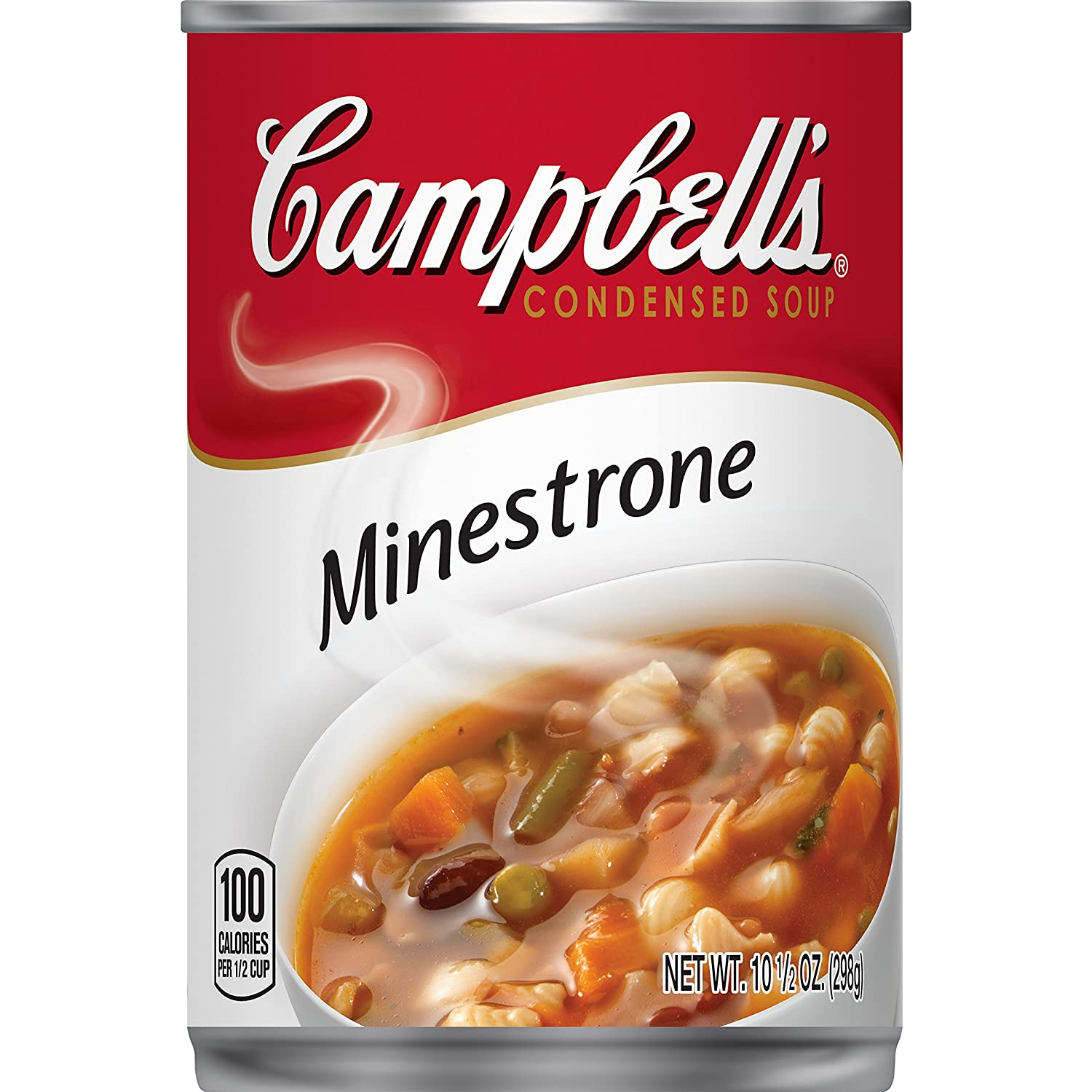 tha>Campbell's minestrone soup, condensed soup, 305 gram
