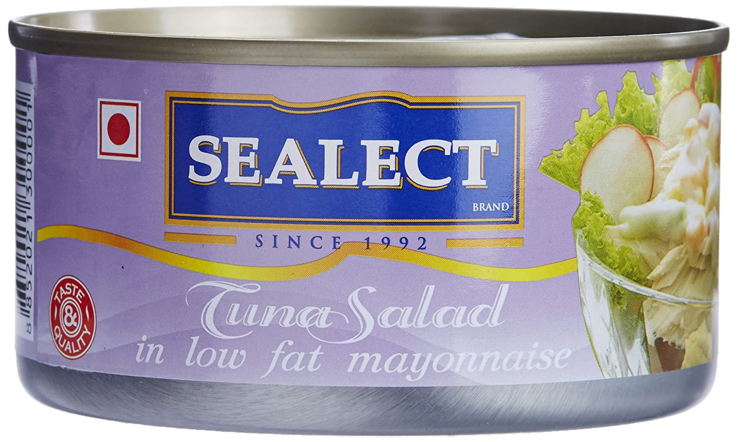 tha>Sealect Tuna with mayonnaise, tinned seafood, 185 gram