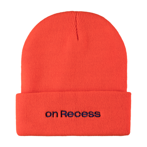 On Recess Beanie