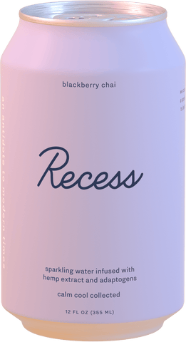 Blackberry Chai