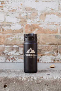 16oz Purebred Coffee Flip Top Bottle