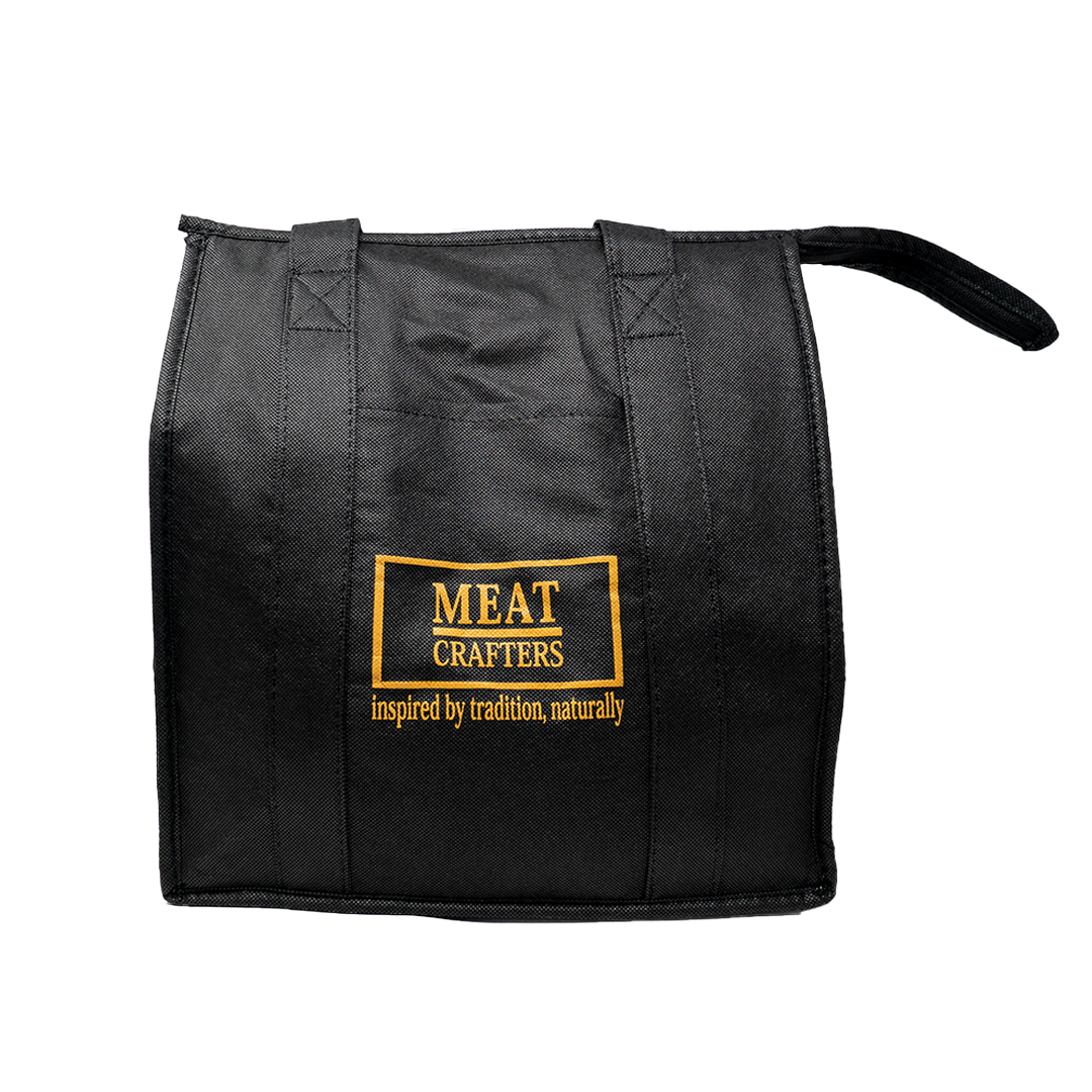 MeatCrafters Premium Insulated Tote Bag