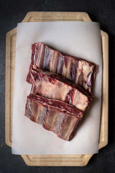 Randall Lineback Shortribs (Bone-In)
