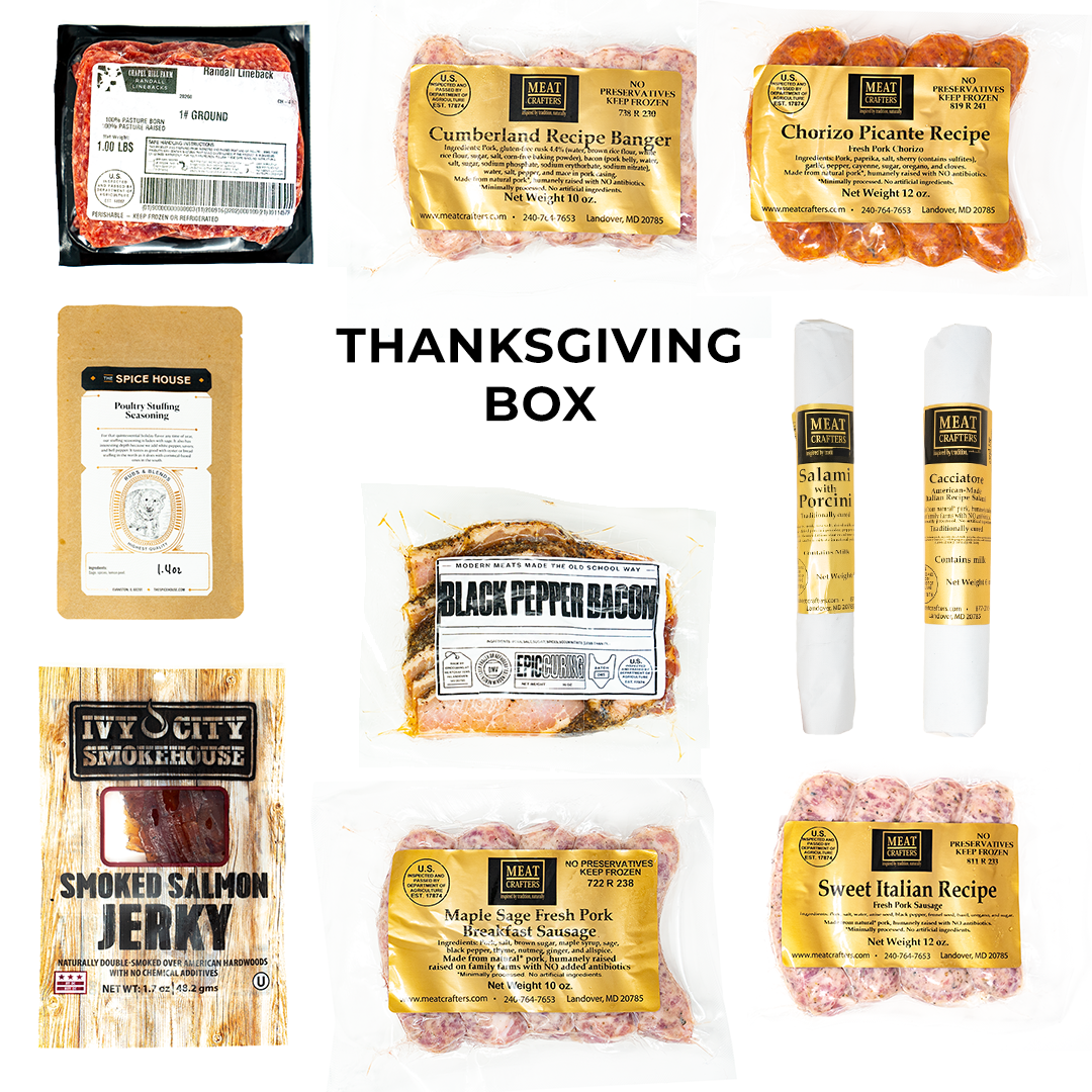 MeatCrafters Thanksgiving Box
