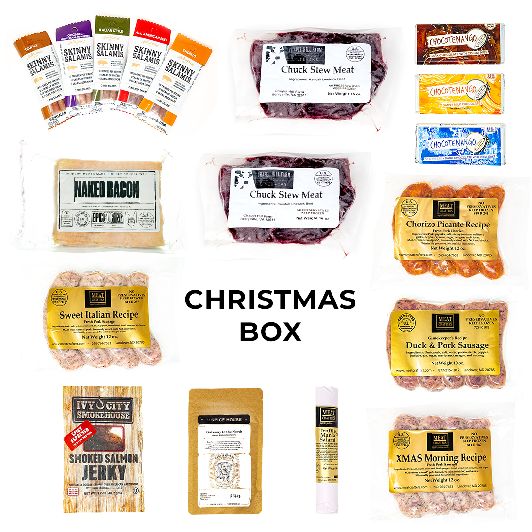 MeatCrafters Christmas Box