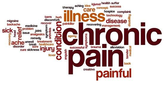 "Chronic Pain Statistics Infographic - The Painful ""Truth"""