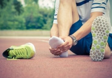 How High-Impact Sports Can Cause Foot Injuries