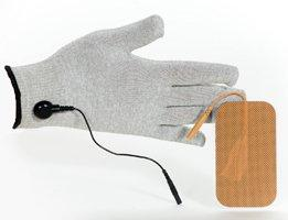 TENS Garmetrode Conductive Glove Universal One Size Fits All