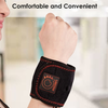 Qfiber Heat Therapy Wrist Wrap