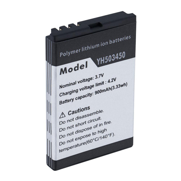 Lithium Battery for Omega Unit