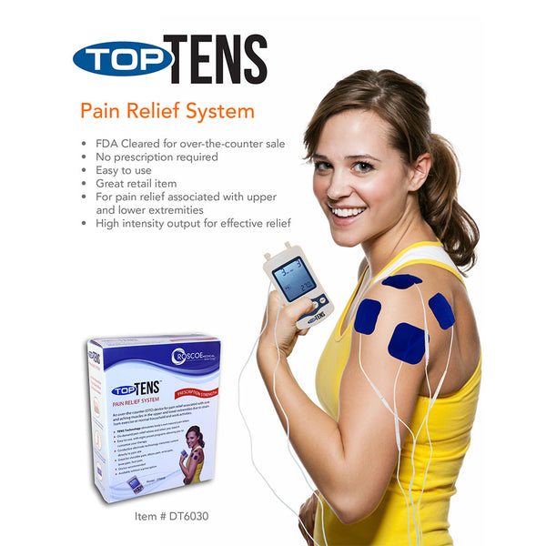 TopTENS Pain Relief System