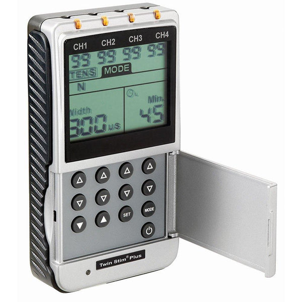 Twin Stim Plus Digital TENS and EMS Unit (2nd Edition)