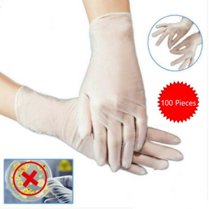 Disposable Gloves (100 pcs)