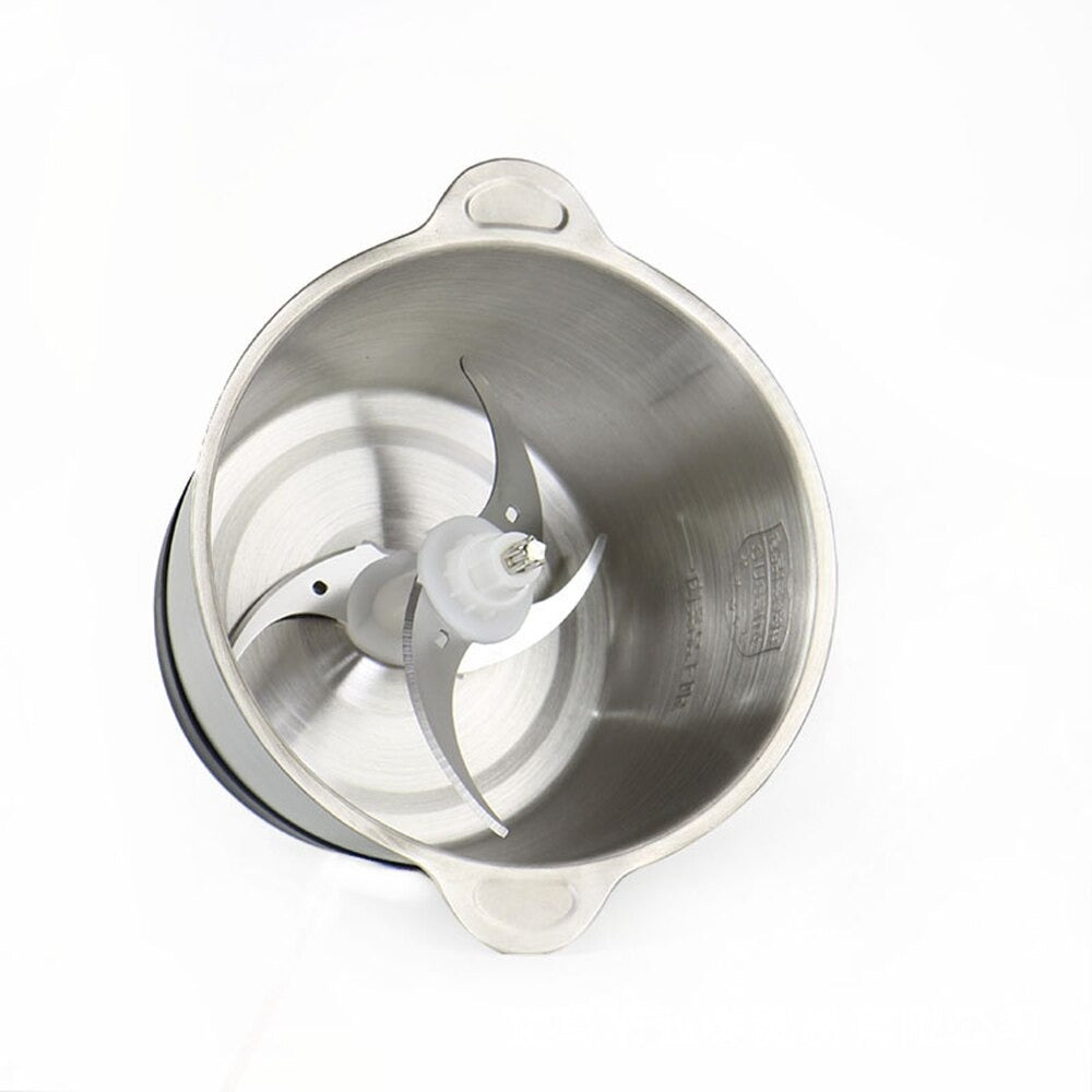 Stainless Steel Electric Mincer