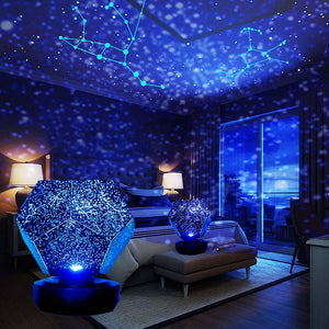 Starlight Crystal Projector