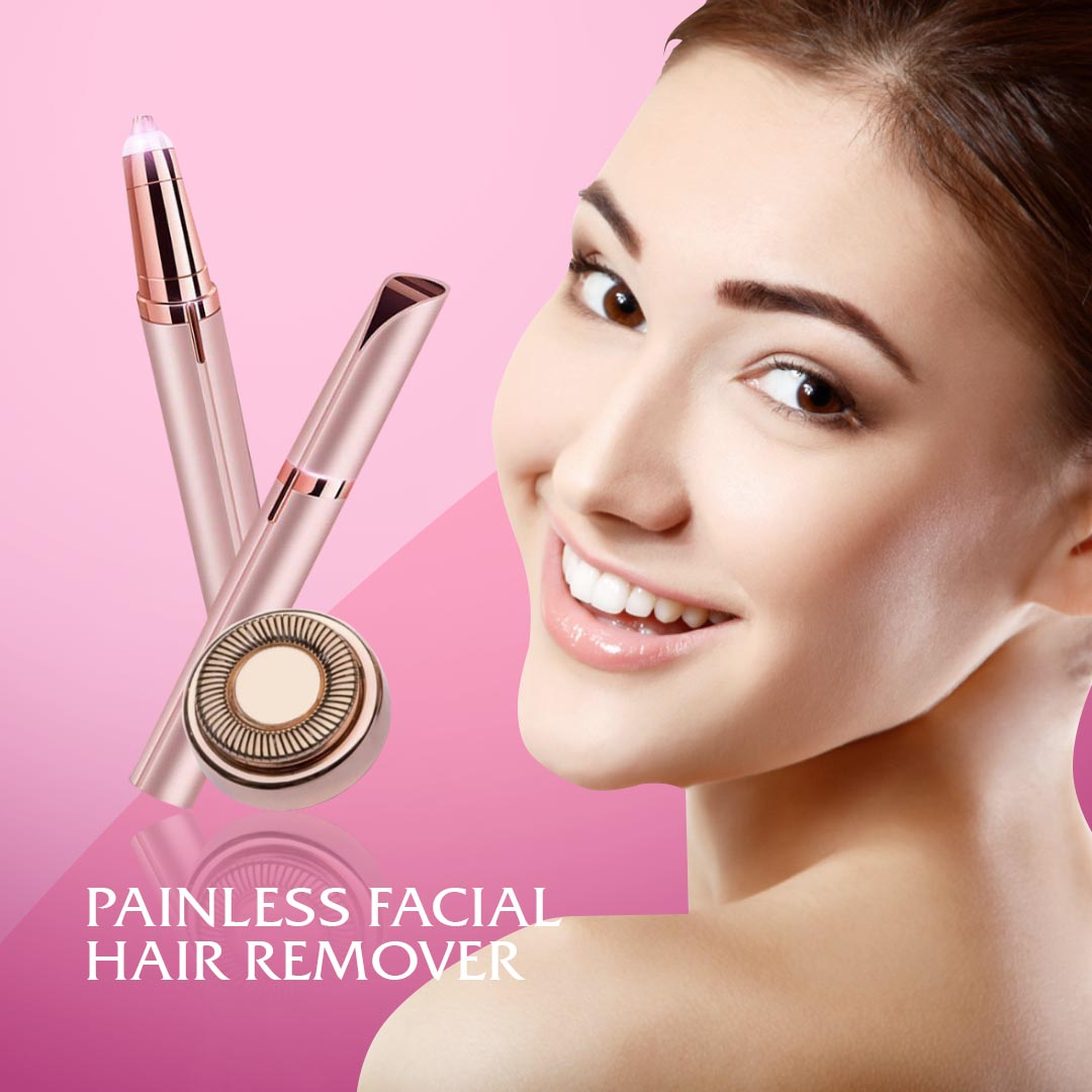Painless Facial Hair Remover