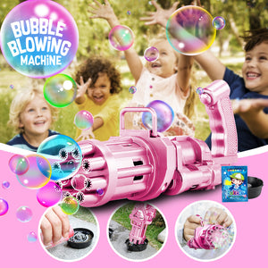 Bubble Blowing Machine