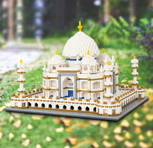 Taj Mahal Building Kit