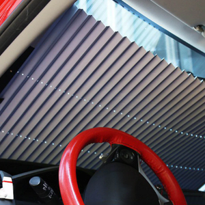 Folding Windshield Sun Shade