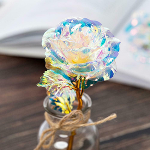 Crystal Infinity Rose