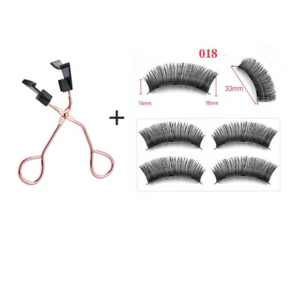 Magnetic Lashes and Curler