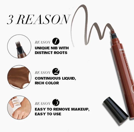 BrowWow Quad-Tip Brow Pen