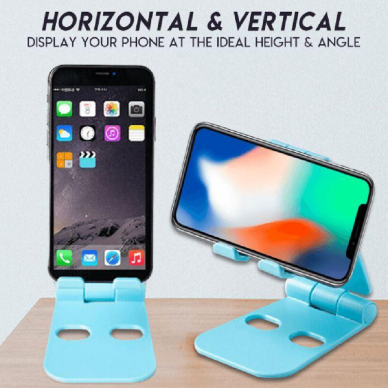 Foldable Swivel Phone Stand
