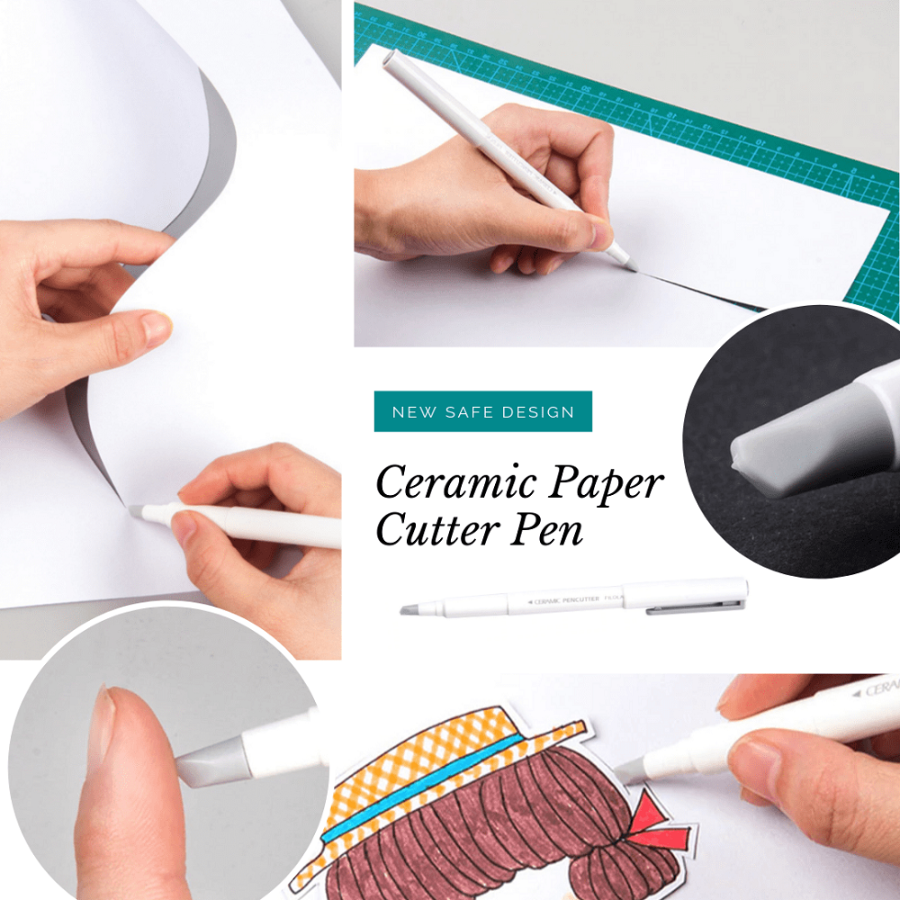 Ceramic Paper Cutter Pen