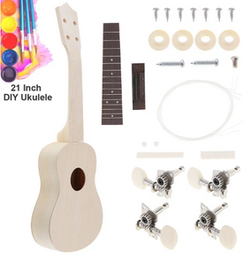DIY Paintable Ukulele Kit