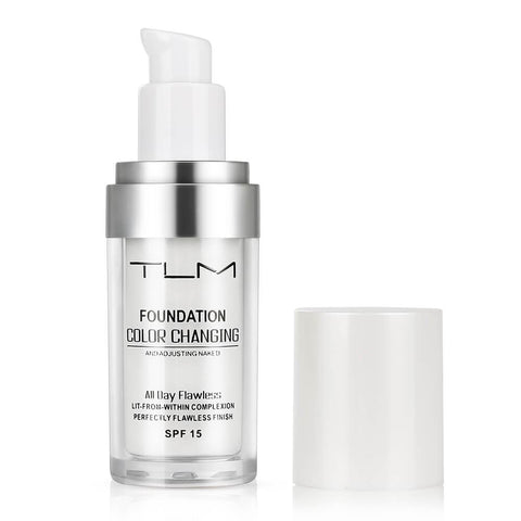 TLM Color Changing Foundation SPF 15 - Home Lash Lift