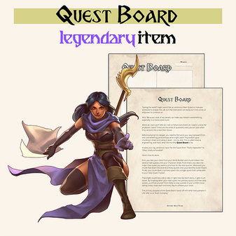the quest board