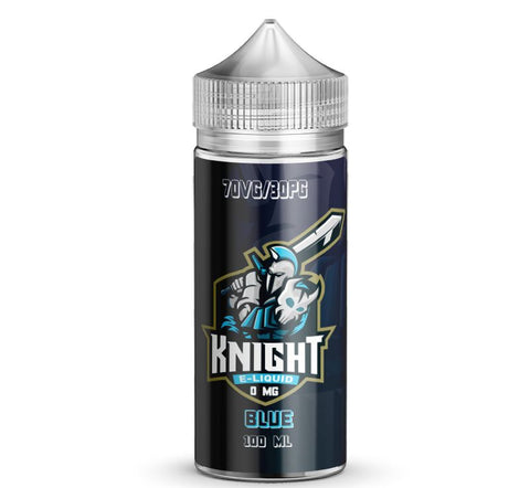 Blue - UK E Liquid - Vape Shortfill 100ml 70VG/30PG
