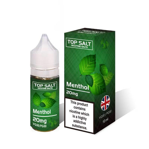 Menthol - Top Salt - 20mg