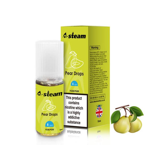 Pear Drops by A-Steam