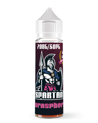 Bluraspberry Fizz- UK E Liquid - Vape Shortfill 50ml 70VG/30PG
