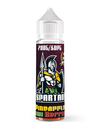 Spartan Pineapple Kiwi Berries e-liquid | 50ml vape juice | cheap 50ml e-liquid