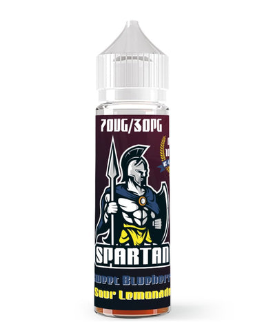 Sweet & Sour Blueberry e-liquid by Spartan | cheap 50ml e liquid in stock