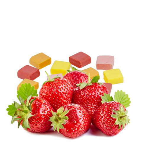Strawberry Starburst - UK E Liquid - Vape Shortfill 50ml