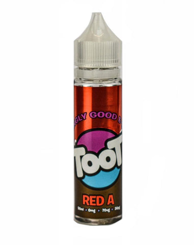 Red A - UK E Liquid - Vape Shortfill 50ml
