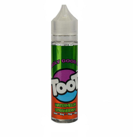 Watermelon Strawberry - UK E Liquid - Vape Shortfill 50ml