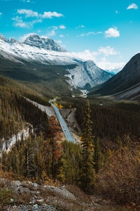 Canadian Icefields Parkway
