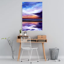Load image into Gallery viewer, Evening Sun Original Painting 100x70cm Orfhlaith Egan Home Desk Wall