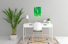 Load image into Gallery viewer, Forest by Day | Original Framed Landscape Painting Inchagoill Island by Orfhlaith Egan | A Soft Day Wall Art Home Interior